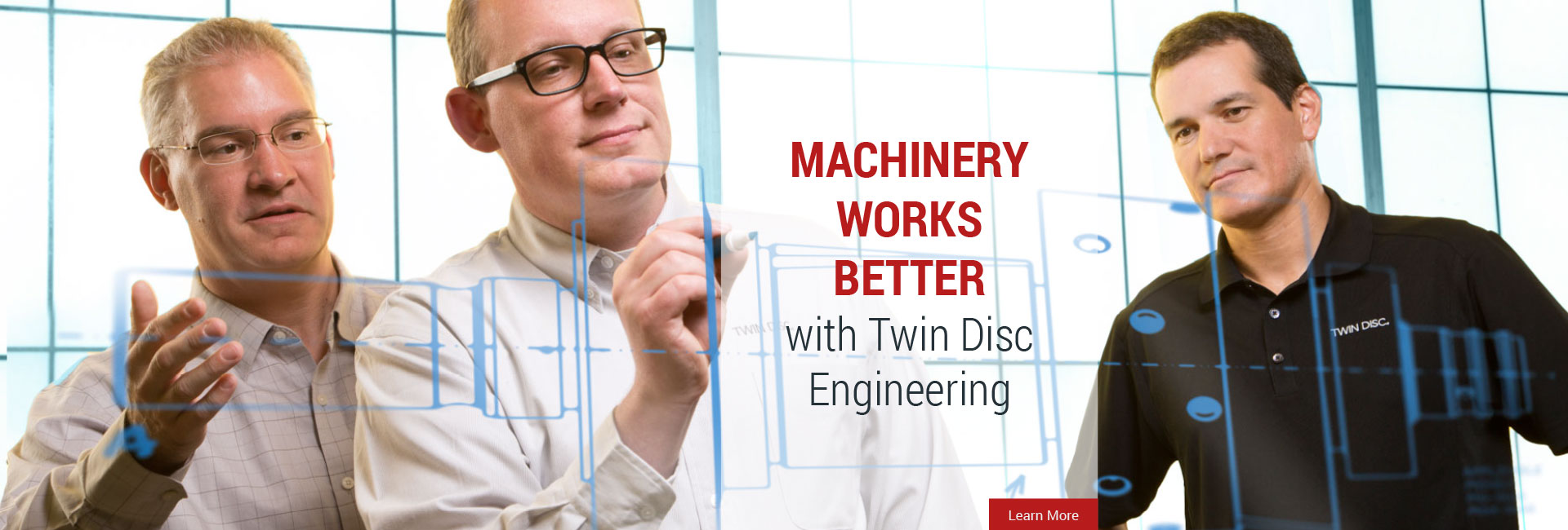 Twin Disc engineering
