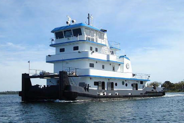 "90' INLAND TOWBOAT ""LAWRENCE CAMPBELL"""
